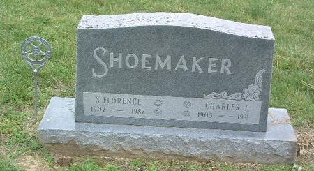 SHOEMAKER, CHARLES J. - Mills County, Iowa | CHARLES J. SHOEMAKER