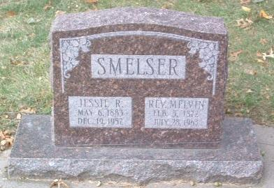 SMELSER, MELVIN - Mills County, Iowa | MELVIN SMELSER