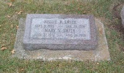 SMITH, NELLIE R. - Mills County, Iowa | NELLIE R. SMITH