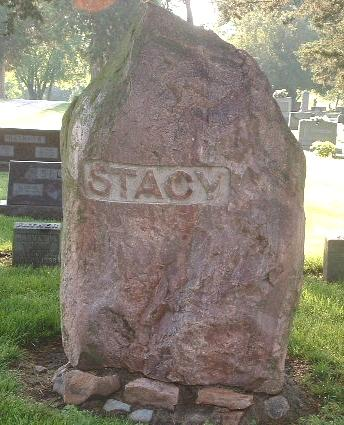 STACY, FAMILY HEADSTONE - Mills County, Iowa | FAMILY HEADSTONE STACY