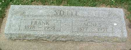 STEELE, AGNES - Mills County, Iowa | AGNES STEELE