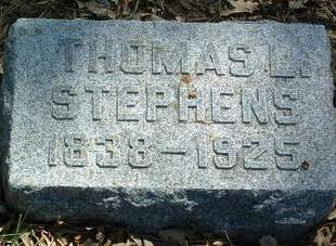 STEPHENS, THOMAS L. - Mills County, Iowa | THOMAS L. STEPHENS
