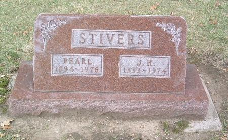 STIVERS, PEARL - Mills County, Iowa | PEARL STIVERS