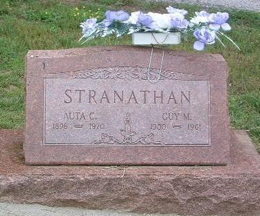 STRANATHAN, GUY M. - Mills County, Iowa | GUY M. STRANATHAN