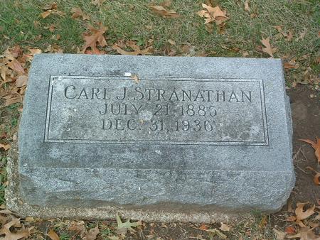 STRANATHAN, CARL J. - Mills County, Iowa | CARL J. STRANATHAN