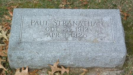 STRANATHAN, PAUL - Mills County, Iowa | PAUL STRANATHAN