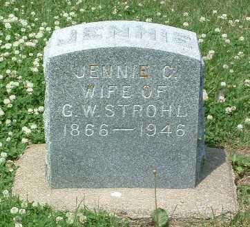 STROHL, JENNIC C. - Mills County, Iowa | JENNIC C. STROHL