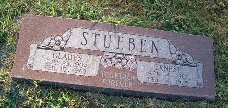 STUEBEN, ERNEST - Mills County, Iowa | ERNEST STUEBEN