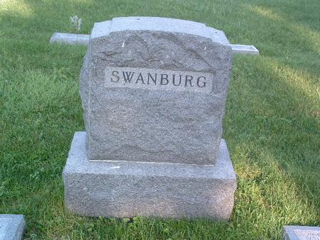 SWANBURG, FAMILY HEADSTONE - Mills County, Iowa | FAMILY HEADSTONE SWANBURG