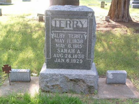 TERRY, SARAH A. - Mills County, Iowa | SARAH A. TERRY