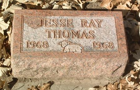 THOMAS, JESSE RAY - Mills County, Iowa | JESSE RAY THOMAS