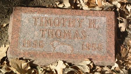 THOMAS, TIMOTHY H. - Mills County, Iowa | TIMOTHY H. THOMAS