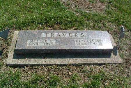 TRAVERS, EUGENE M. - Mills County, Iowa | EUGENE M. TRAVERS