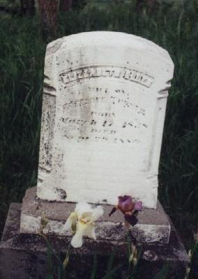 TURNER, ELIZABETH ELLEN - Mills County, Iowa | ELIZABETH ELLEN TURNER