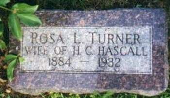 TURNER, ROSA L - Mills County, Iowa | ROSA L TURNER