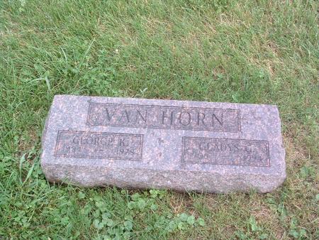 VAN HORN, GEORGE K. - Mills County, Iowa | GEORGE K. VAN HORN