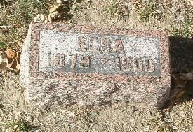 VAN PELT, ELSA - Mills County, Iowa | ELSA VAN PELT