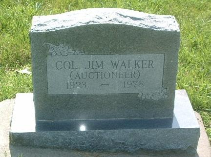 WALKER, JIM (COL) - Mills County, Iowa | JIM (COL) WALKER