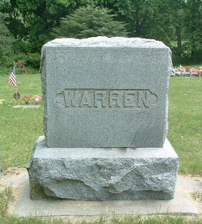 WARREN,  - Mills County, Iowa |  WARREN