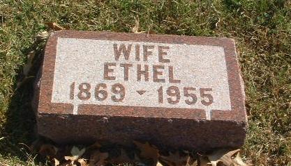 WEDMORE, ETHEL - Mills County, Iowa | ETHEL WEDMORE