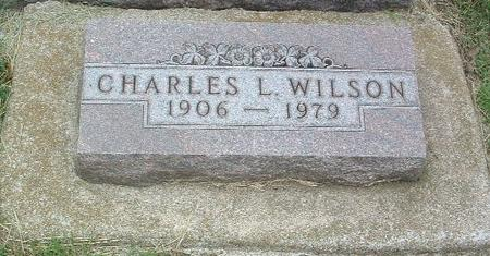 WILSON, CHARLES L. - Mills County, Iowa | CHARLES L. WILSON