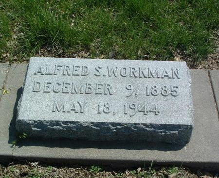 WORKMAN, ALFRED S. - Mills County, Iowa | ALFRED S. WORKMAN