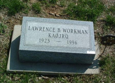 WORKMAN, LAWRENCE B. - Mills County, Iowa | LAWRENCE B. WORKMAN
