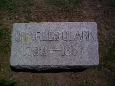 CLARK, CHARLES - Mitchell County, Iowa | CHARLES CLARK