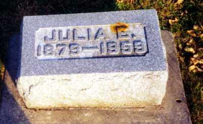 HYLDEN DUSHANE, JULIA E. - Mitchell County, Iowa | JULIA E. HYLDEN DUSHANE