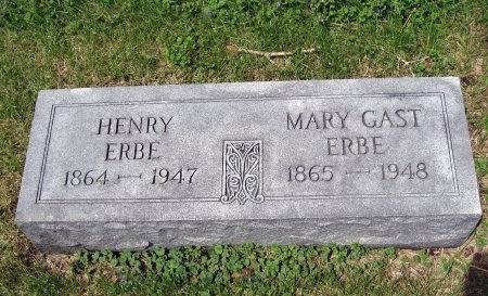 ERBE, MARY ELLEN - Mitchell County, Iowa | MARY ELLEN ERBE