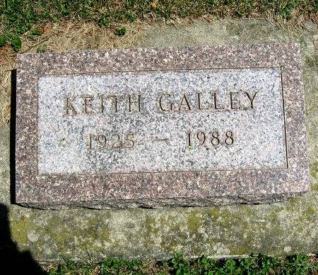 GALLEY, KEITH - Mitchell County, Iowa | KEITH GALLEY
