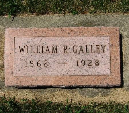 GALLEY, WILLIAM ROBERT - Mitchell County, Iowa | WILLIAM ROBERT GALLEY