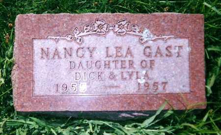 GAST, NANCY LEA - Mitchell County, Iowa | NANCY LEA GAST
