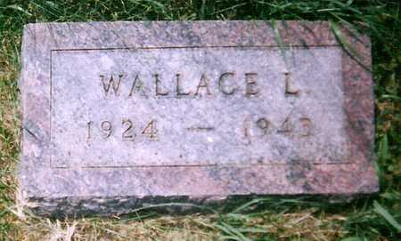 GAST, WALLACE - Mitchell County, Iowa | WALLACE GAST