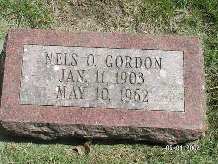 GORDON, NELS O. - Mitchell County, Iowa | NELS O. GORDON
