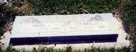 HALVORSON, IRVIN L. - Mitchell County, Iowa | IRVIN L. HALVORSON