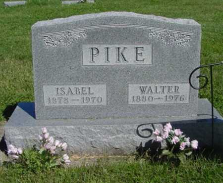 PIKE, ISABEL - Mitchell County, Iowa | ISABEL PIKE