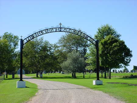 RIVERSIDE, CEMETERY - Mitchell County, Iowa   CEMETERY RIVERSIDE