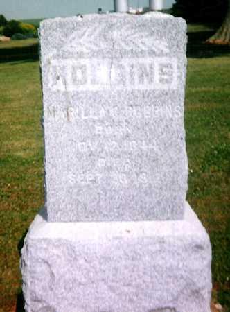 ROBBINS, MARILLA - Mitchell County, Iowa | MARILLA ROBBINS