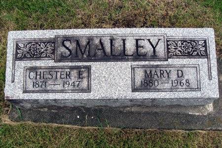 SMALLEY, MARY D. - Mitchell County, Iowa | MARY D. SMALLEY