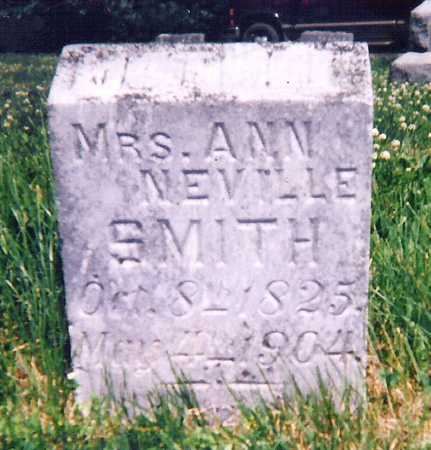 SMITH, ANN - Mitchell County, Iowa | ANN SMITH
