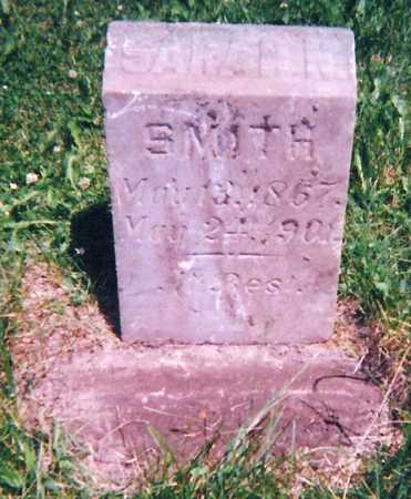 SMITH, SARAH N. - Mitchell County, Iowa | SARAH N. SMITH