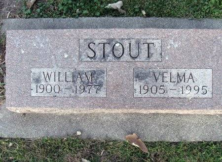 STOUT, WILLIAM - Mitchell County, Iowa | WILLIAM STOUT