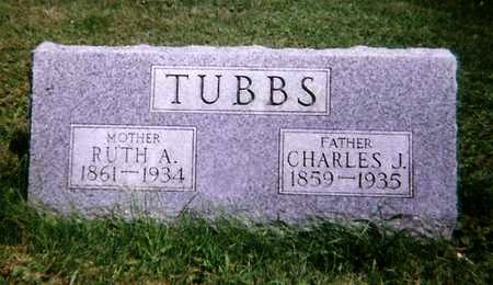 TUBBS, RUTH - Mitchell County, Iowa | RUTH TUBBS