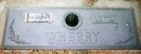 WHERRY, BETTY R. - Mitchell County, Iowa | BETTY R. WHERRY