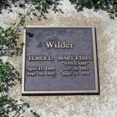 WILDER, ELMER L. - Mitchell County, Iowa | ELMER L. WILDER