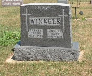 WINKELS, JACOB - Mitchell County, Iowa | JACOB WINKELS