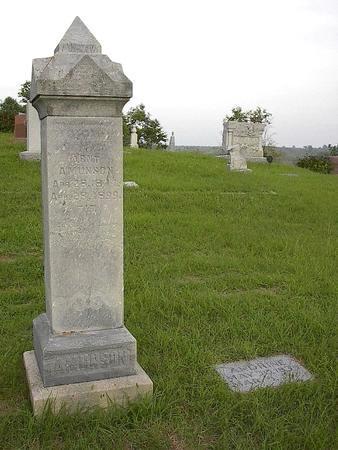 AMUNSON, ANDRINE - Monona County, Iowa | ANDRINE AMUNSON