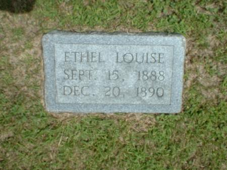 BALLARD, ETHEL LOUISE - Monona County, Iowa | ETHEL LOUISE BALLARD