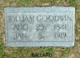 BALLARD, WILLIAM GOODWIN - Monona County, Iowa | WILLIAM GOODWIN BALLARD